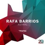 BARRIOS, Rafa - Astral (Front Cover)