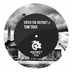 TRAX, Tom - Enter The District (Front Cover)