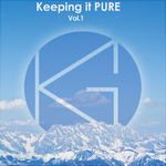 KGPROJECT - Keeping It PURE Vol 1 (Front Cover)