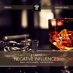 JJ GRANT - Negative Influences (Front Cover)
