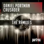 PORTMAN, Daniel - Crusader - The Remixes (Front Cover)