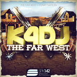 K4DJ - The Far West (Front Cover)