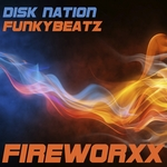 DISK NATION - Funkybeatz (Front Cover)