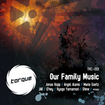 VARIOUS - Our Family Music (Front Cover)