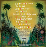 PANAMA CARDOON - Hasta La Wiggle (Back Cover)