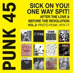 Soul Jazz Records Presents Soul Jazz Records Presents PUNK 45: Sick On You! One Way Spit! After The Love & Before The Revolution: Proto-Punk 1969-77