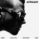 AFROJACK feat WRABEL - Ten Feet Tall (David Guetta Remix) (Front Cover)