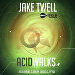 TWELL, Jake - Acid Walks EP (Front Cover)
