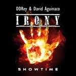 DDREY/DAVID AGUINACO - Irony (Front Cover)
