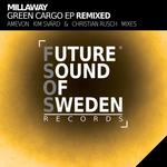 MILLAWAY - Green Cargo EP Remixed (Front Cover)