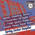Spring Locker Sampler