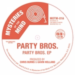PARTY BROS feat MICHELLE WEBB - Party Bros EP (Front Cover)