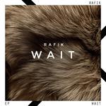 RAFIK - Wait EP (Front Cover)