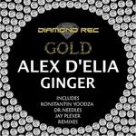 ALEX DELIA - GINGER (Front Cover)