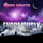 OPEN SOURCE - Enormously Insignificant (Front Cover)