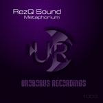 REZQ SOUND - Metaphorium (Front Cover)