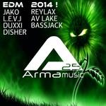 Arma25 presents EDM 2014