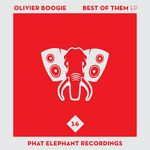 BOOGIE, Olivier - Best Of Them EP (Front Cover)