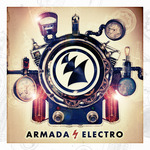 VARIOUS - Armada Electro (Front Cover)