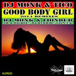 VARIOUS - Good Body Girl (2014 Remixes) (Front Cover)