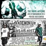 Live @ Pandemonium 2013