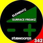 SURFACE FREAKZ - Elementz (Front Cover)