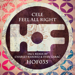 CELE - Feel All Right (Front Cover)