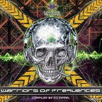 VARIOUS - Warriors Of Frequencies Compiled By DJ Dippel (Front Cover)