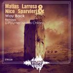 LARROSA, Matias/NICO SPARVIERI - Way Back (Front Cover)