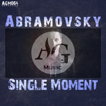 ABRAMOVSKY - Single Moment (Front Cover)