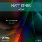 ETHER, Matt - Species (Front Cover)