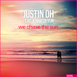 JUSTIN OH/JENNIFER YUN - We Chase The Sun (Front Cover)