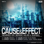 NINNA V - Cause & Effect (Front Cover)