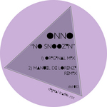 ONNO - No Snoozin (Front Cover)
