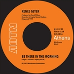 RENEE GEYER - Be There In The Morning (Front Cover)