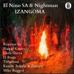EL NINO SA/NIGHTMAN - Izangoma (Front Cover)