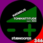 TONIKATTITUDE - Katarius (Front Cover)