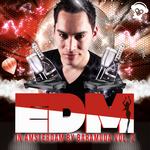 VARIOUS - EDM In Amsterdam By Baramuda Vol 2 (Front Cover)