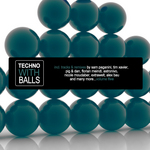 VARIOUS - Techno With Balls Vol 5 (Front Cover)