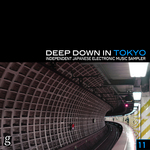VARIOUS - Deep Down In Toyko 11 - Independent Japanese Electronic Music Sampler (Front Cover)