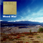 DUB I - Weed War (Front Cover)