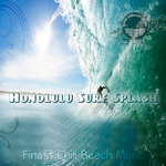 VARIOUS - Honolulu Surf Splash (Finest Chill Beach Music) (Front Cover)