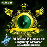 LAUSER, Markez - Royalty Groove (Front Cover)