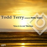 TODD TERRY - Give In To Me (Front Cover)