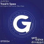 AVRORA - Travel In Space (Front Cover)