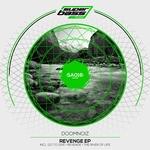 DOOMNOIZ - Revenge EP (Front Cover)