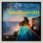 VARIOUS - GHM Records Spring Sampler 2014 (Front Cover)