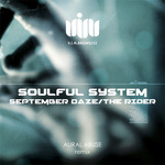 SOULFUL SYSTEM - September Daze/The Rider (Front Cover)