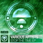 QUADRANT/IRIS/KID HOPS/SAPPHIRE - Stop The Time EP (Front Cover)