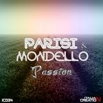 PARISI & MONDELLO - Passion (Front Cover)